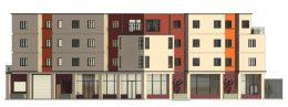2611 Seminary Avenue Elevation
