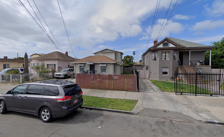 6225 Harmon Avenue , image via Google Street View