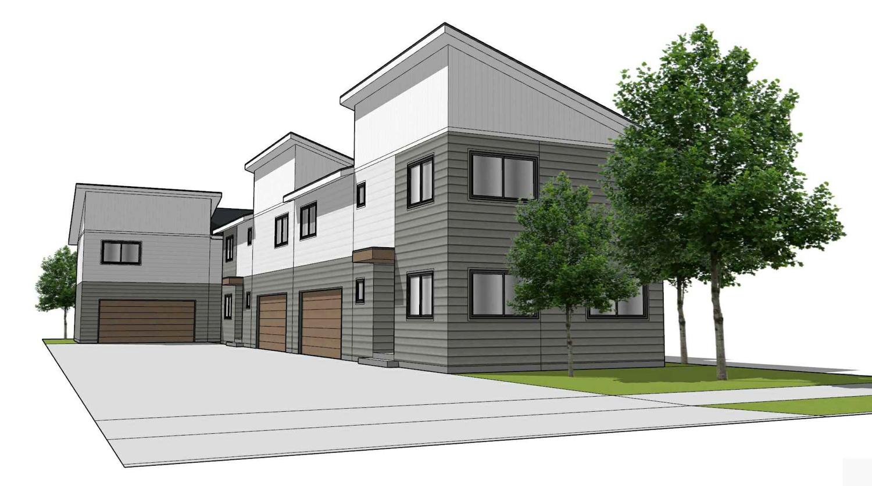 6225 Harmon Avenue, rendering by Phan Designs