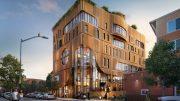 80 Julian Avenue, rendering by Pyatok