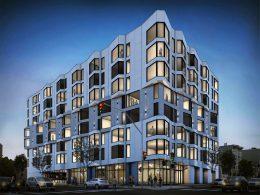 988 Harrison Street, design by RG Architecture