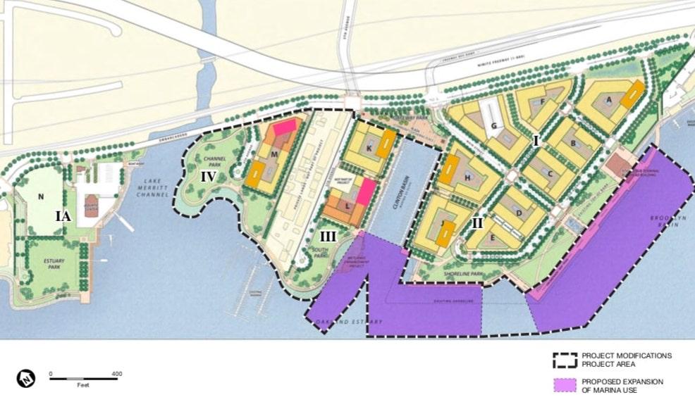 Brooklyn Basin Project