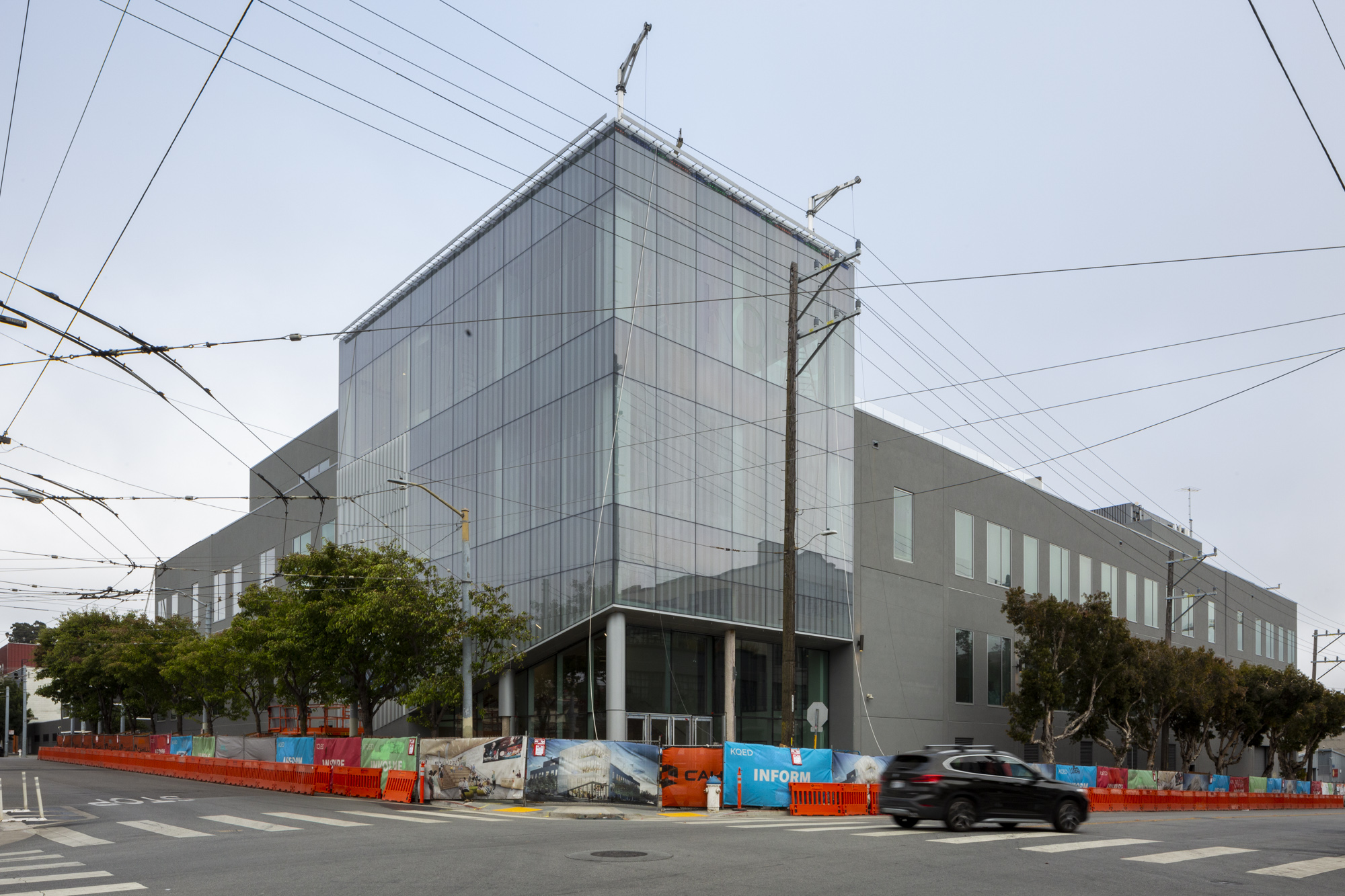 KQED Headquarters, image by Andrew Campbell Nelson