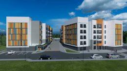 La Vista Apartments, design by Architect Orange