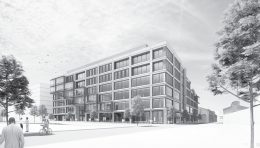 Pier 70's Parcel A at 88 Maryland Street, design by DES and Grimshaw