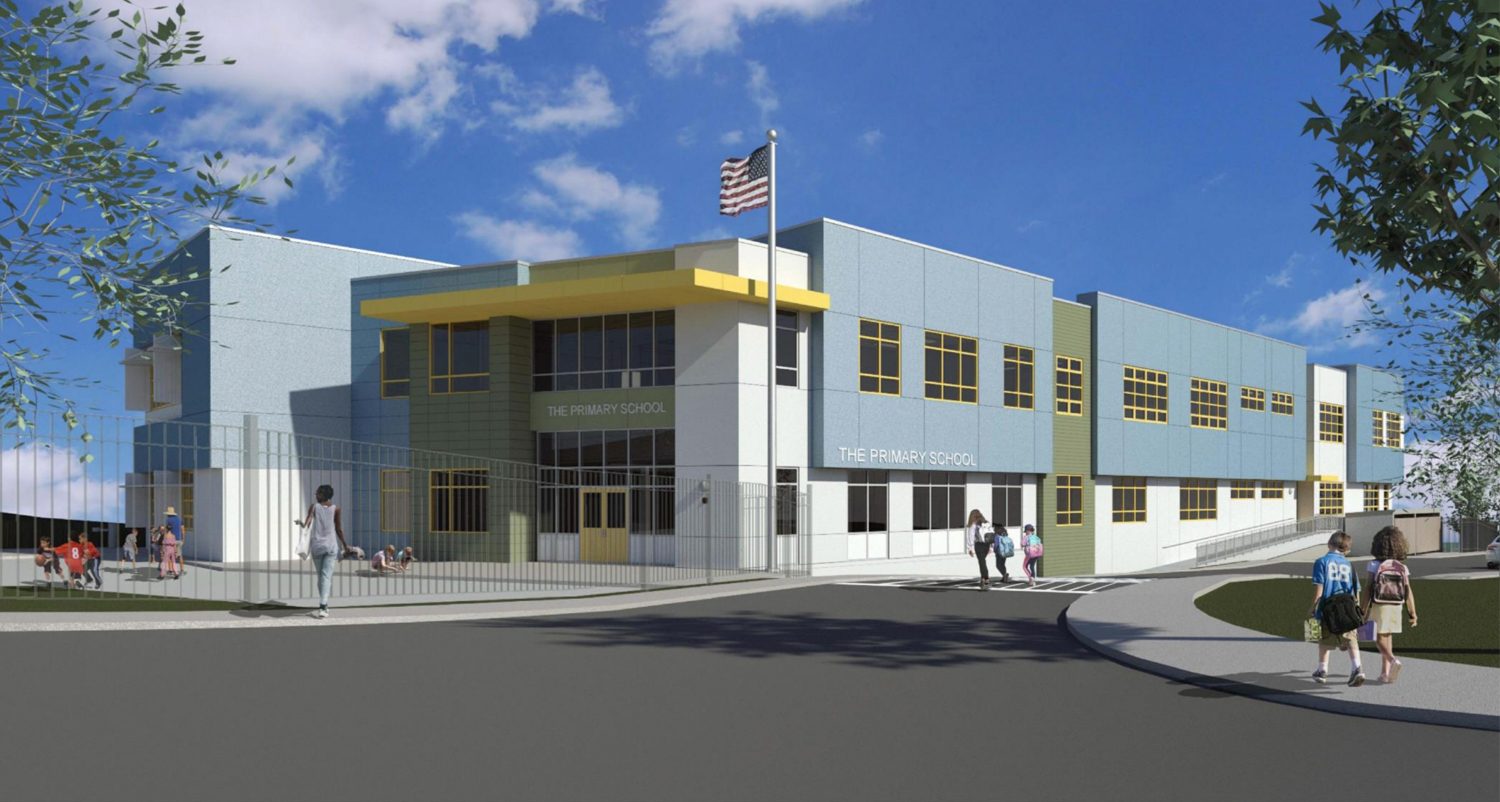 The Primary School facility, design by K2A Architecture