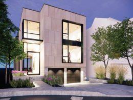 1 Castenada Avenue, design by Strachan Forgan AIA