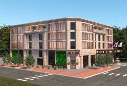 615 Stockton Avenue southeast view, design by 2D/3D Architecture