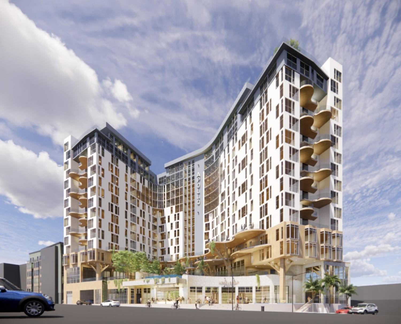 Apollo at 32 Stockton Avenue, design by Aedis Architects