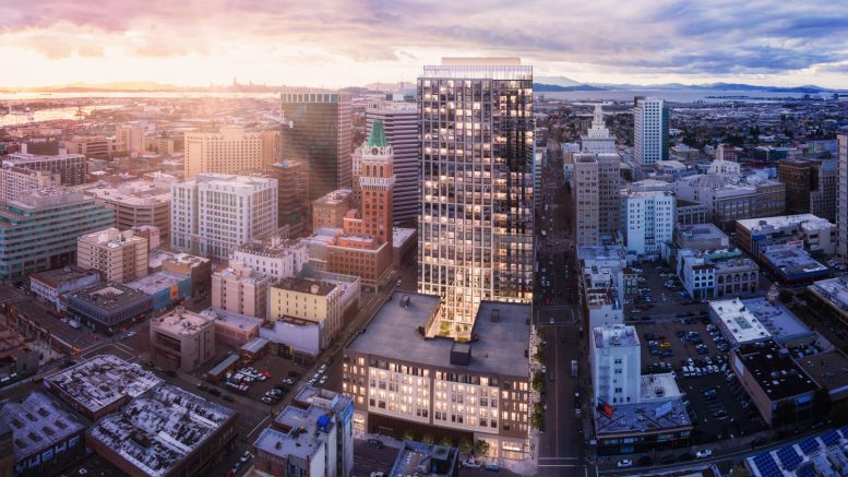 The Atlas at 385 14th Street, architecture by SCB
