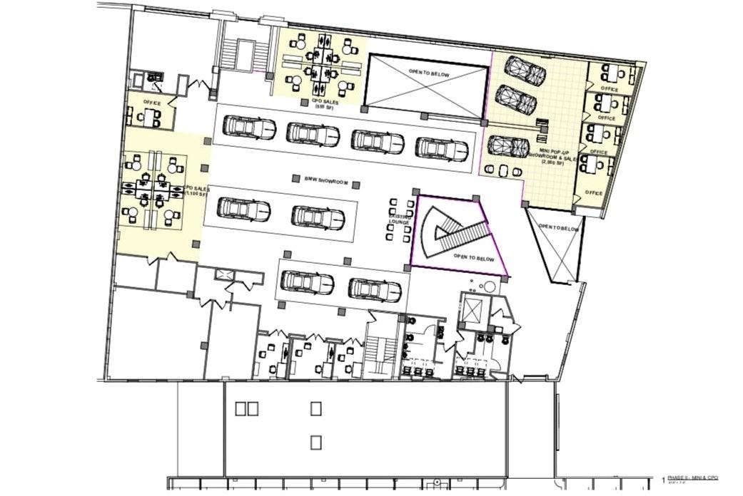 1675 Howard Street Floor Plan