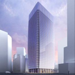200 Mission Street, formerly 77 Beale, rendering by Pickard Chilton