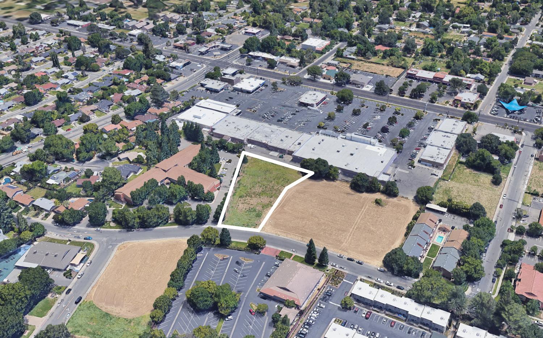 2350 Northview Drive, image via Google Satellite