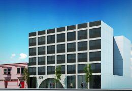 578 7th Street, design by Stanley Saitowitz Natoma Architects, image courtesy Riaz Capital