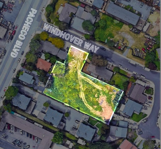 Pacheco Boulevard Site