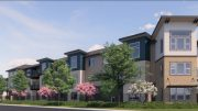 Tenfold Natoma Residential Care Facility for the Elders at 2621 San Juan Road, rendering courtesy LPAS