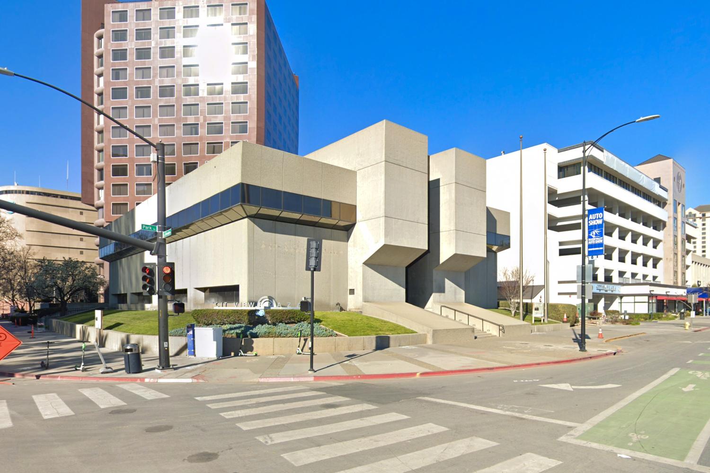 The Bank of California building, image via Google Street View