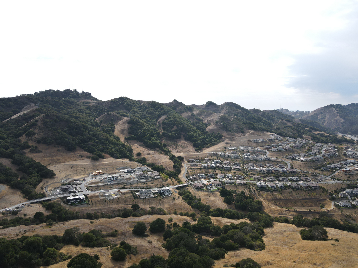 Wilder Subdivision aerial view, image by Andrew Campbell Nelson