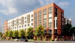 802 South First Street, rendering courtesy Maracor Development
