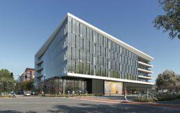 Cityline Sunnyvale Building B at 300 South Mathilda Avenue, design by Gensler
